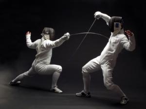 fencing win